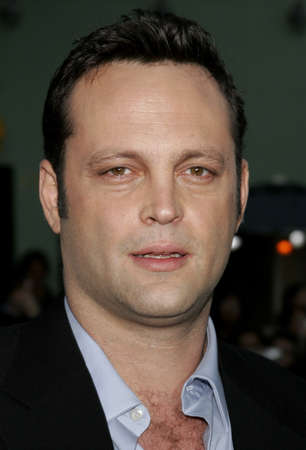Vince Vaughn at the Los Angeles premiere of The Break-Up held at the Mann Village Theatre in Westwood, USA on May 22, 2006.
