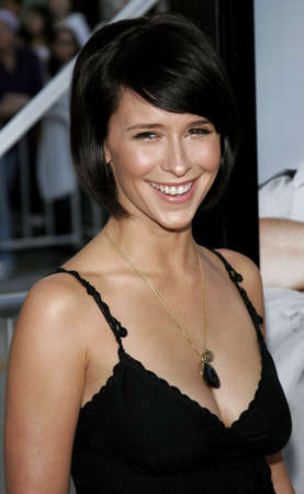 Jennifer Love Hewitt at the Los Angeles premiere of The Break-Up held at the Mann Village Theatre in Westwood, USA on May 22, 2006.