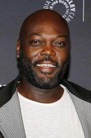 Peter Macon at the 11th Annual PaleyFest Fall TV Previews - Netflixs The Orville held at the Paley Center for Media in Beverly Hills, USA on September 13, 2017.