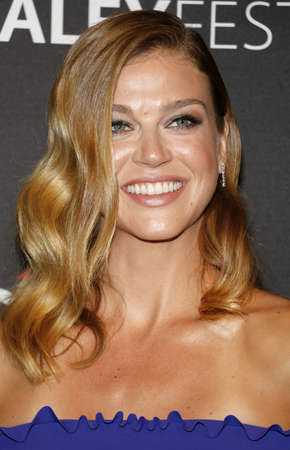 Adrianne Palicki at the 11th Annual PaleyFest Fall TV Previews - Netflixs The Orville held at the Paley Center for Media in Beverly Hills, USA on September 13, 2017. Editorial