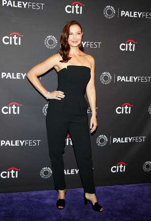 Ashley Judd at the 11th Annual PaleyFest Fall TV Previews - EPIXs Berlin Station held at the Paley Center for Media in Beverly Hills, USA on September 16, 2017.