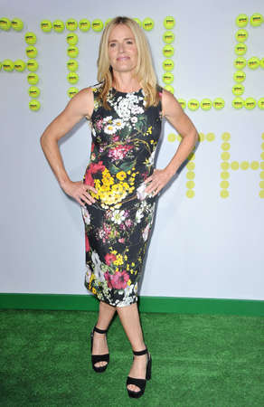 Elisabeth Shue at the Los Angeles premiere of Battle of the Sexes held at the Regency Village Theatre in Westwood, USA on September 16, 2017.