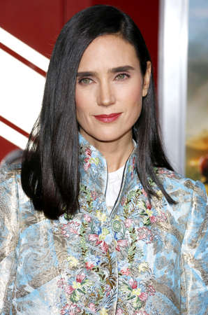 Jennifer Connelly at the Los Angeles premiere of Only The Brave held at the Regency Village Theatre in Westwood, USA on October 8, 2017. Editorial