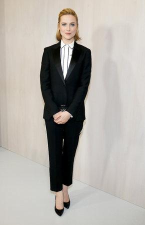 Evan Rachel Wood at the Hammer Museum Gala In The Garden held at the Hammer Museum in Westwood, USA on October 14, 2017. Editorial