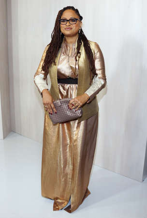 Ava DuVernay at the Hammer Museum Gala In The Garden held at the Hammer Museum in Westwood, USA on October 14, 2017.