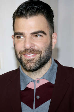 Zachary Quinto at the Hammer Museum Gala In The Garden held at the Hammer Museum in Westwood, USA on October 14, 2017. Editorial