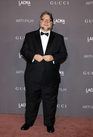 Guillermo del Toro at the 2017 LACMA Art + Film Gala held at the LACMA in Los Angeles, USA on November 4, 2017. Editorial