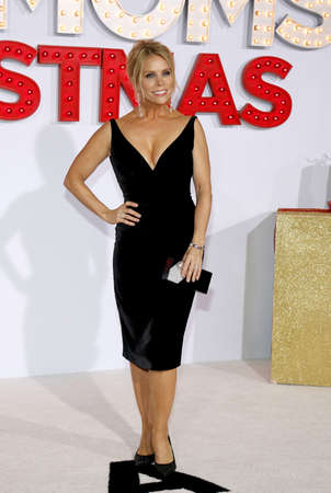 Cheryl Hines at the Los Angeles premiere of A Bad Moms Christmas held at the Regency Village Theatre in Westwood, USA on October 30, 2017. Editorial