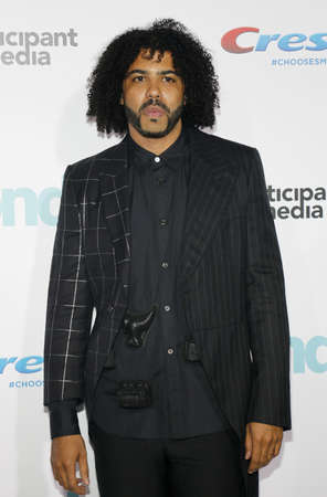 Daveed Diggs at the Los Angeles premiere of Wonder held at the Regency Village Theatre in Westwood, USA on November 14, 2017.