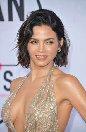 Jenna Dewan at the 2017 American Music Awards held at the Microsoft Theater in Los Angeles, USA on November 19, 2017. Editorial