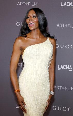 Naomi Campbell at the 2017 LACMA Art + Film Gala held at the LACMA in Los Angeles, USA on November 4, 2017.