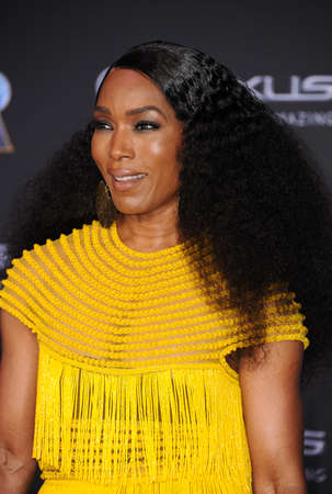 Angela Bassett at the World premiere of Marvels Black Panther held at the El Capitan Theatre in Hollywood, USA on January 29, 2018. Editorial