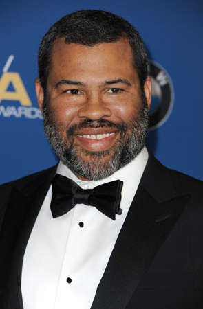 Jordan Peele at the 70th Annual Directors Guild Of America Awards held at the Beverly Hilton Hotel in Beverly Hills, USA on February 3, 2018. Éditoriale