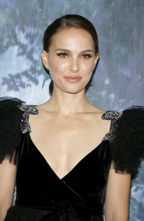 Natalie Portman at the Los Angeles premiere of Annihilation held at the Regency Village Theater in Westwood, USA on February 13, 2018.
