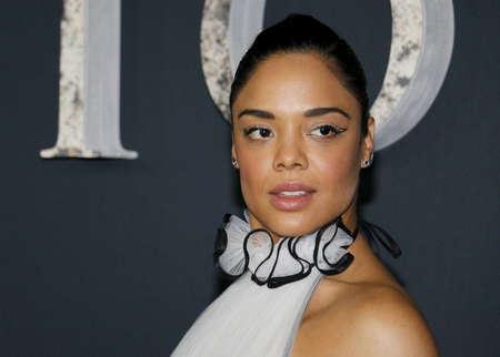 Tessa Thompson at the Los Angeles premiere of Annihilation held at the Regency Village Theater in Westwood, USA on February 13, 2018. Editöryel
