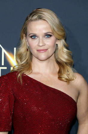 Reese Witherspoon at the Los Angeles premiere of A Wrinkle In Time held at the El Capitan Theater in Hollywood, USA on February 26, 2018.