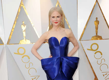 Nicole Kidman at the 90th Annual Academy Awards held at the Dolby Theatre in Hollywood, USA on March 4, 2018. Stock Photo - 97090401