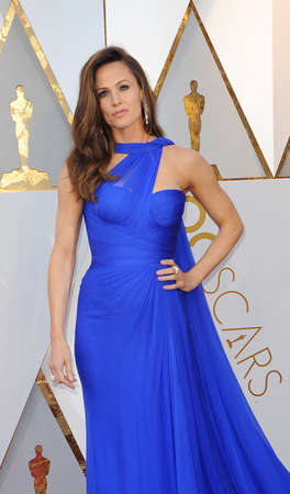 Jennifer Garner at the 90th Annual Academy Awards held at the Dolby Theatre in Hollywood, USA on March 4, 2018. Stock Photo - 97090425