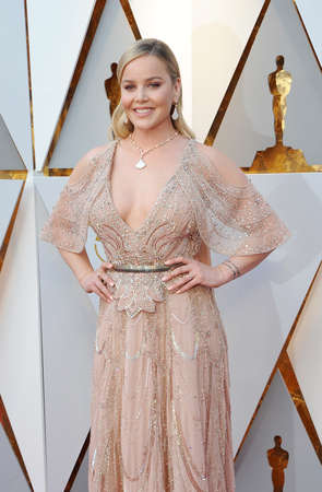 Abbie Cornish at the 90th Annual Academy Awards held at the Dolby Theatre in Hollywood, USA on March 4, 2018. Editorial