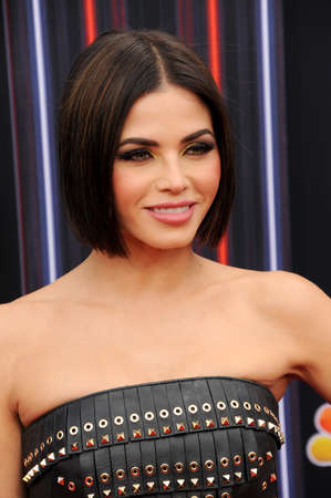 Jenna Dewan at the 2018 Billboard Music Awards held at the MGM Grand Garden Arena in Las Vegas, USA on May 20, 2018.