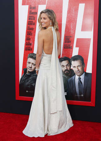 Annabelle Wallis at the Los Angeles premiere of Tag held at the Regency Village Theatre in Westwood, USA on June 7, 2018. Editorial