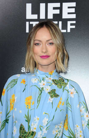 Olivia Wilde at the Los Angeles premiere of 'Life Itself' held at the ArcLight Cinemas in Hollywood, USA on September 13, 2018. Stock fotó - 108215964