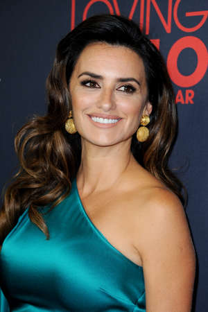 Penelope Cruz at the Los Angeles Special Screening of Loving Pablo held at the London Hotel in West Hollywood, USA on September 16, 2018.
