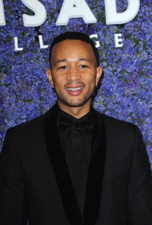 John Legend at the Caruso's Palisades Village Opening Gala held at the Palisades Village in Pacific Palisades, USA on September 20, 2018.