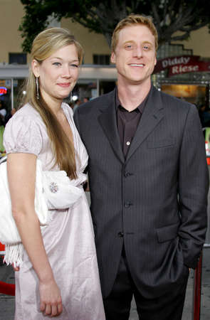 Alan Tudyk at the Los Angeles premiere of Knocked Up Held at the Regency Village Theatre in Westwood, USA on May 21, 2007.