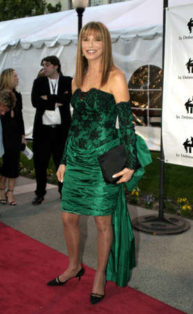 Ann Turkel at the IDA Awards - In Defense of Animals Hosts 2nd Annual Guardian Award held at the Paramount Studios in Los Angeles, USA on October 30, 2004.