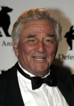 Peter Falk at the IDA Awards - In Defense of Animals Hosts 2nd Annual Guardian Award held at the Paramount Studios in Los Angeles, USA on October 30, 2004.