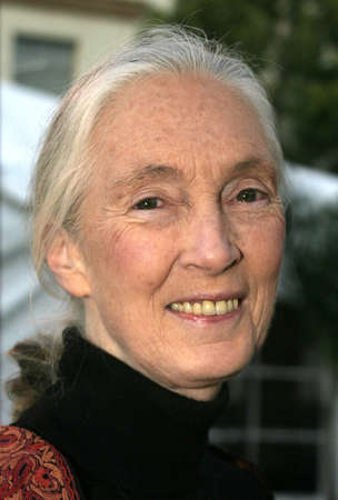 Dr. Jane Goodall at the IDA Awards - In Defense of Animals Hosts 2nd Annual Guardian Award held at the Paramount Studios in Los Angeles, USA on October 30, 2004. Editorial