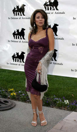Patricia Rae at the IDA Awards - In Defense of Animals Hosts 2nd Annual Guardian Award held at the Paramount Studios in Los Angeles, USA on October 30, 2004.