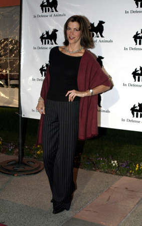 Wendy Malick at the IDA Awards - In Defense of Animals Hosts 2nd Annual Guardian Award held at the Paramount Studios in Los Angeles, USA on October 30, 2004.