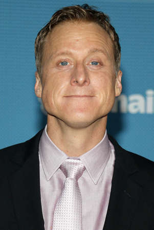Alan Tudyk at the World premiere of Ralph Breaks The Internet held at the El Capitan Theatre in Hollywood, USA on November 5, 2018.