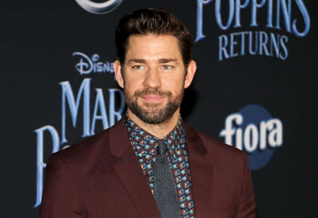 John Krasinski at the World premiere of Disney's 'Mary Poppins Returns' held at the Dolby Theatre in Hollywood, USA on November 29, 2018.