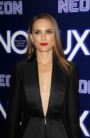 Natalie Portman at the World premiere of 'Vox Lux' held at the ArcLight Cinemas in Hollywood, USA on December 5, 2018. Editorial