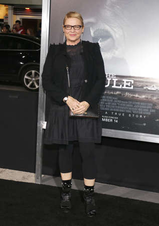 Dianne Wiest at the World premiere of The Mule held at the Regency Village Theatre in Westwood, USA on December 10, 2018. Editorial