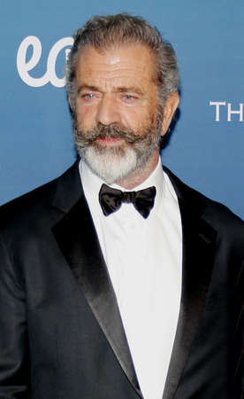 Mel Gibson at the Art Of Elysium's 12th Annual Heaven Celebration held at the Private Venue in Los Angeles, USA on January 5, 2019.