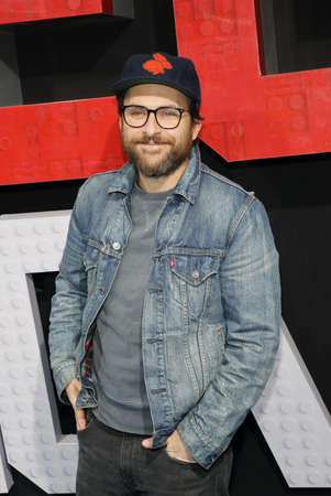 Charlie Day at the Los Angeles premiere of The Lego Movie 2: The Second Part held at the Regency Village Theatre in Westwood, USA on February 2, 2019. Sajtókép