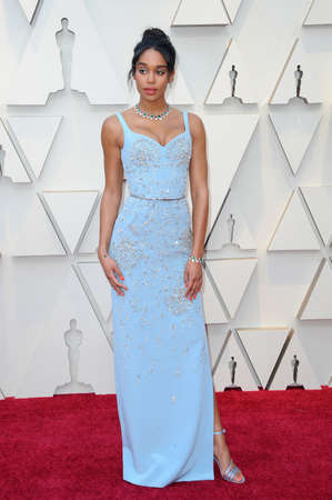 Laura Harrier at the 91st Annual Academy Awards held at the Hollywood and Highland in Los Angeles, USA on February 24, 2019. Stock Photo - 117572043