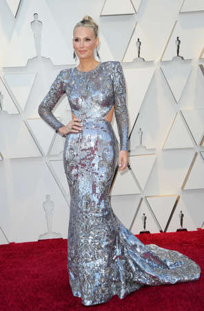 Molly Sims at the 91st Annual Academy Awards held at the Hollywood and Highland in Los Angeles, USA on February 24, 2019.