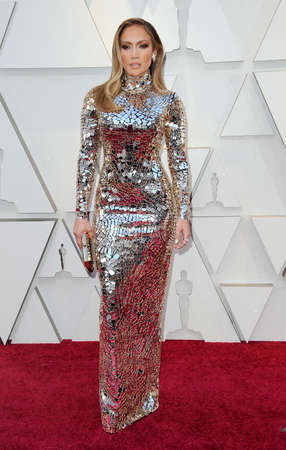 Jennifer Lopez at the 91st Annual Academy Awards held at the Hollywood and Highland in Los Angeles, USA on February 24, 2019.