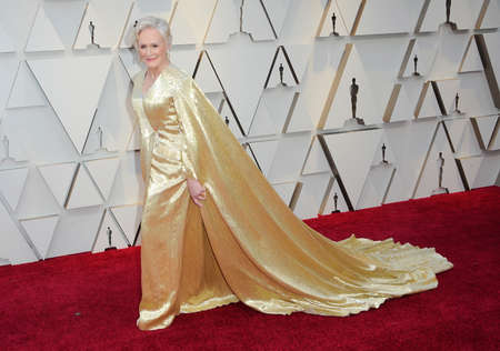 Glenn Close at the 91st Annual Academy Awards held at the Hollywood and Highland in Los Angeles, USA on February 24, 2019. Stock Photo - 117572031