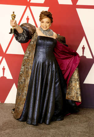 Ruth E. Carter at the 91st Annual Academy Awards - Press Room held at the Loews Hotel in Hollywood, USA on February 24, 2019. Editorial