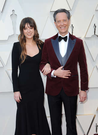 Olivia Grant and Richard E. Grant at the 91st Annual Academy Awards held at the Hollywood and Highland in Los Angeles, USA on February 24, 2019. Editorial
