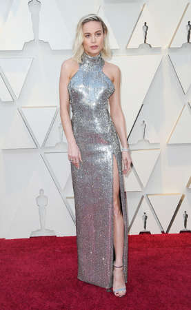 Brie Larson at the 91st Annual Academy Awards held at the Hollywood and Highland in Los Angeles, USA on February 24, 2019.