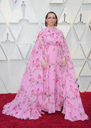 Maya Rudolph at the 91st Annual Academy Awards held at the Hollywood and Highland in Los Angeles, USA on February 24, 2019. Stock Photo - 117944754