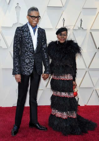 Cicely Tyson at the 91st Annual Academy Awards held at the Hollywood and Highland in Los Angeles, USA on February 24, 2019.