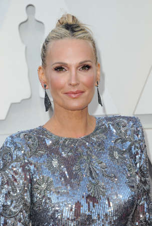 Molly Sims at the 91st Annual Academy Awards held at the Hollywood and Highland in Los Angeles, USA on February 24, 2019. Stock Photo - 117944645